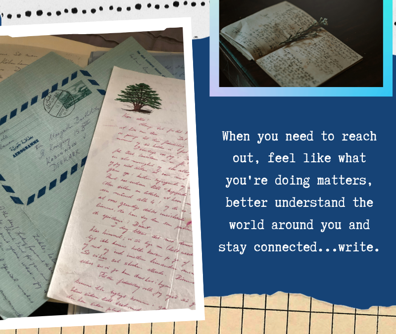 Journaling – the New Letter Writing