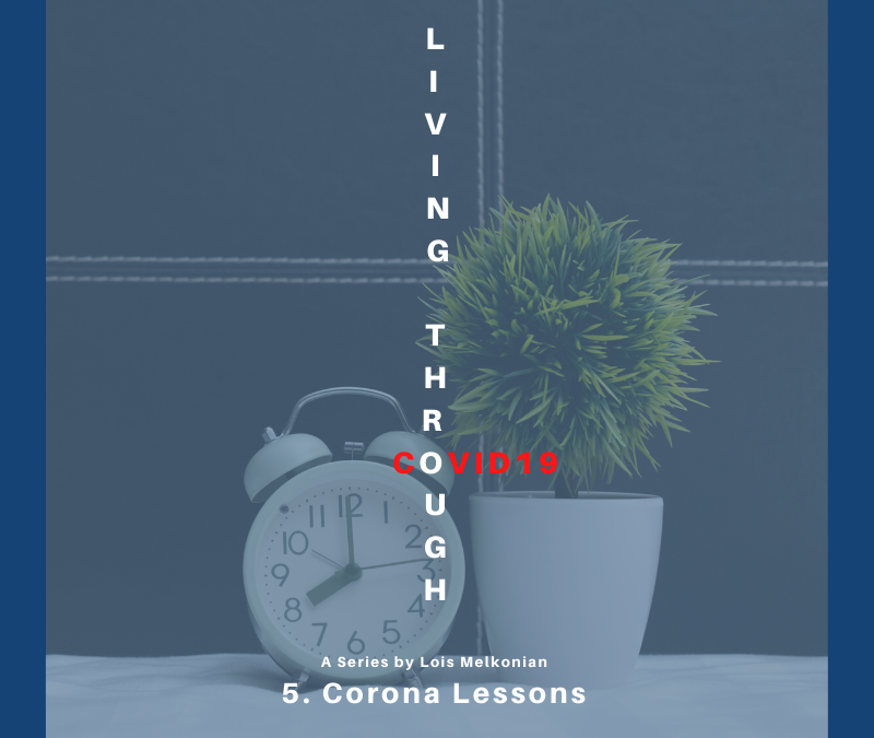 Corona Lessons – Living Through COVID19